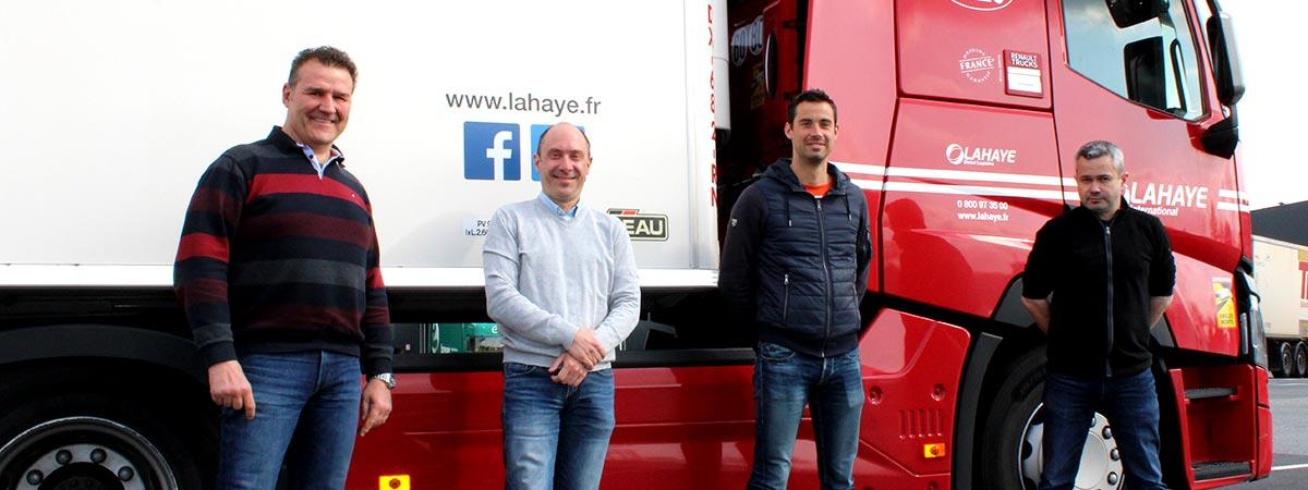 Equipe Agence Lahaye International 35