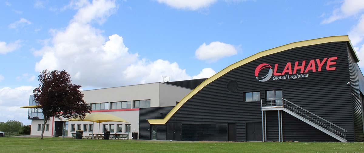 Lahaye Global Logistics Agence De Brece Diapo 4