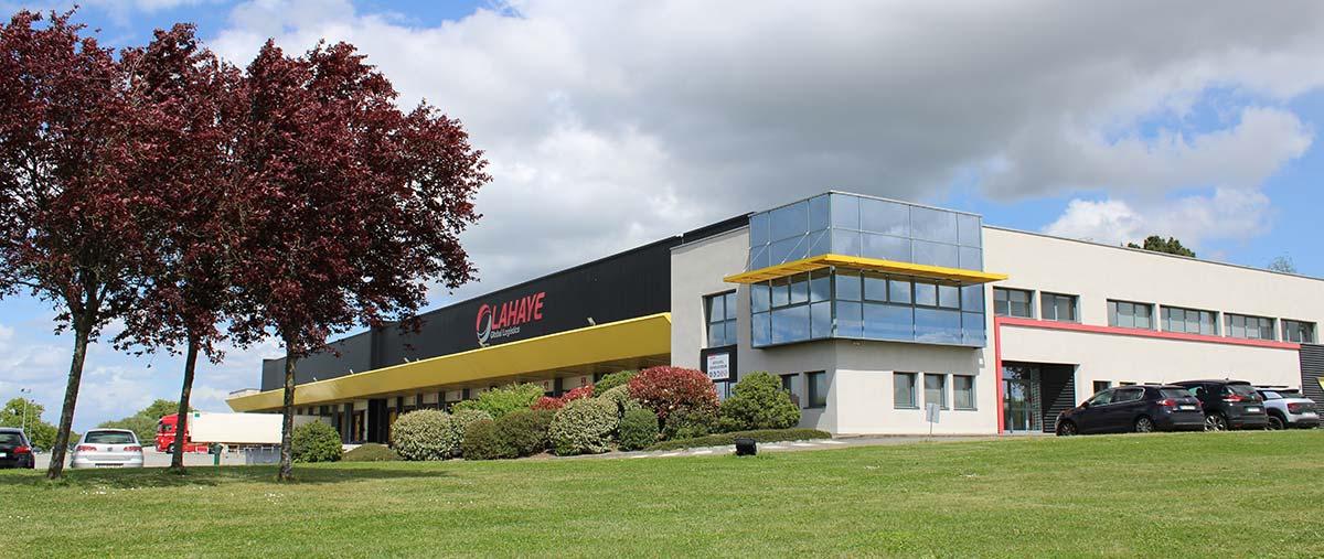 Lahaye Global Logistics Agence De Brece Diapo 5