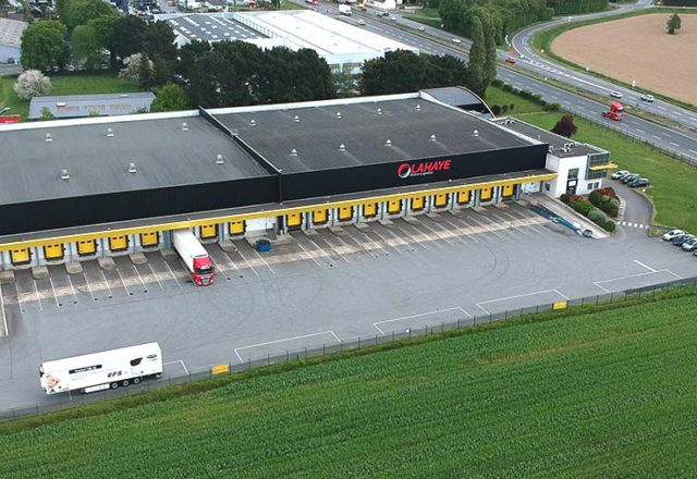 Lahaye Global Logistics Agence De Brece Diapo 7