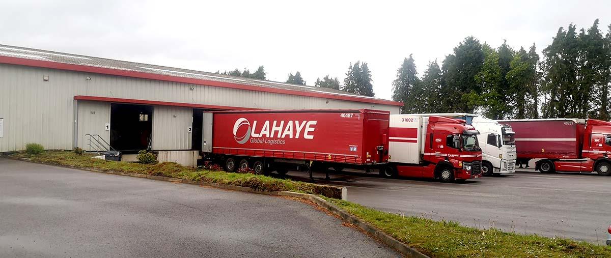 Lahaye Global Logistics Agence De Carhaix Diapo 2
