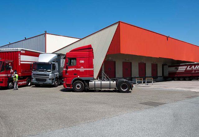 Lahaye Global Logistics Agence De Chartres Diapo 1
