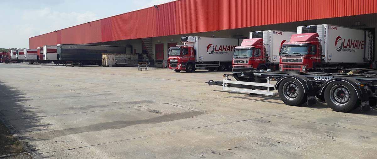 Lahaye Global Logistics Agence De Chartres Diapo 2