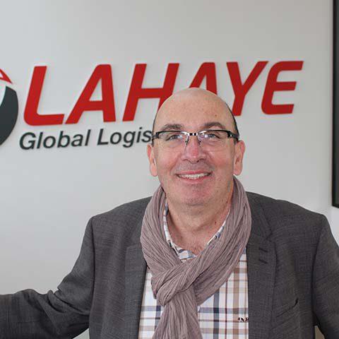 Lahaye Global Logistics Agence De Chartres Responsable Rodolphe Charon 1