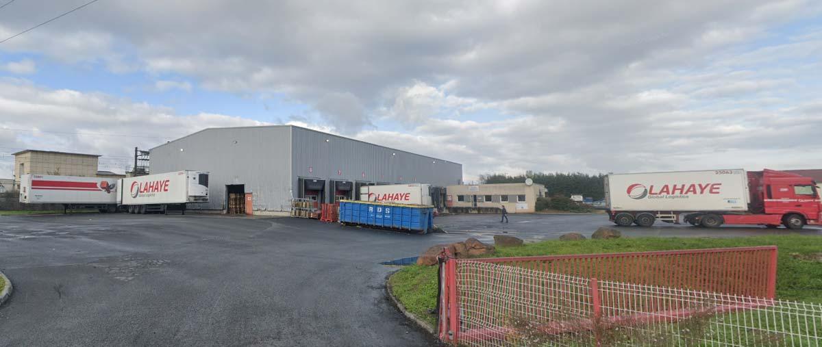 Lahaye Global Logistics Agence De Lyon Diapo 2
