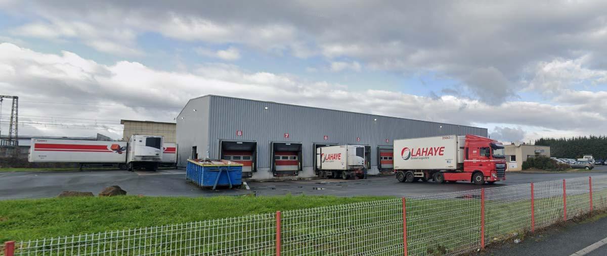 Lahaye Global Logistics Agence De Lyon Diapo 3