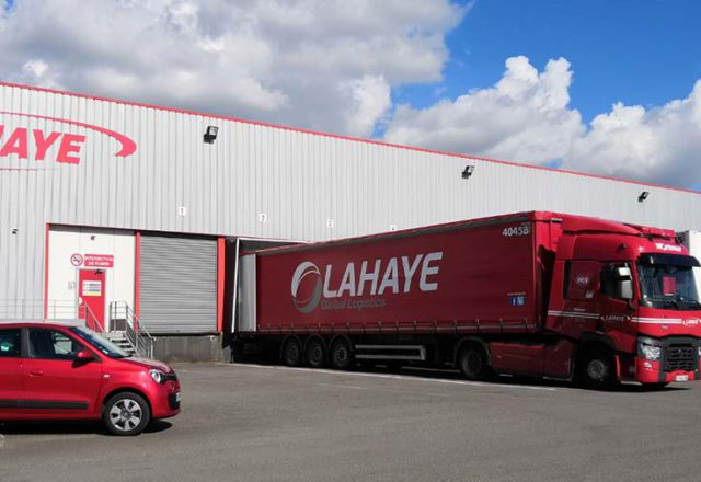 Lahaye Global Logistics Agence De Poitiers Diapo 1