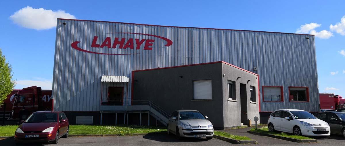 Lahaye Global Logistics Agence De Poitiers Diapo 2