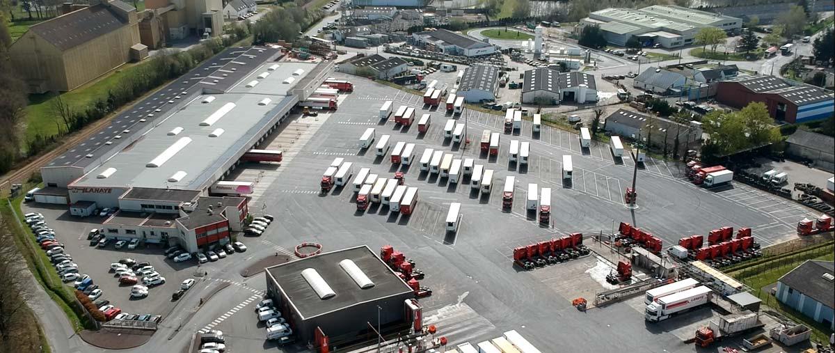 Lahaye Global Logistics Agence De Rennes Diapo 2