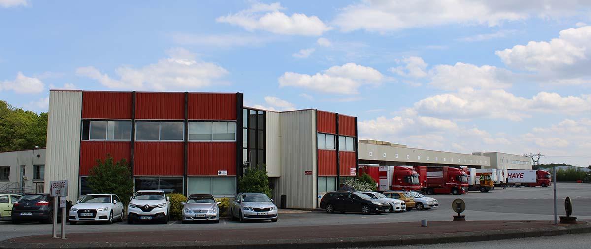 Lahaye Global Logistics Agence De Rennes Diapo 3