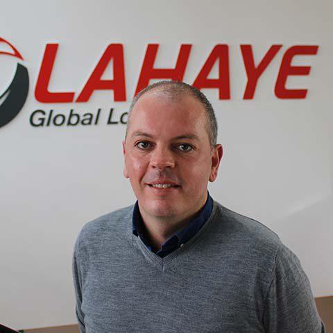 Lahaye Global Logistics Agence De Rennes Directeur Florian Forest 1