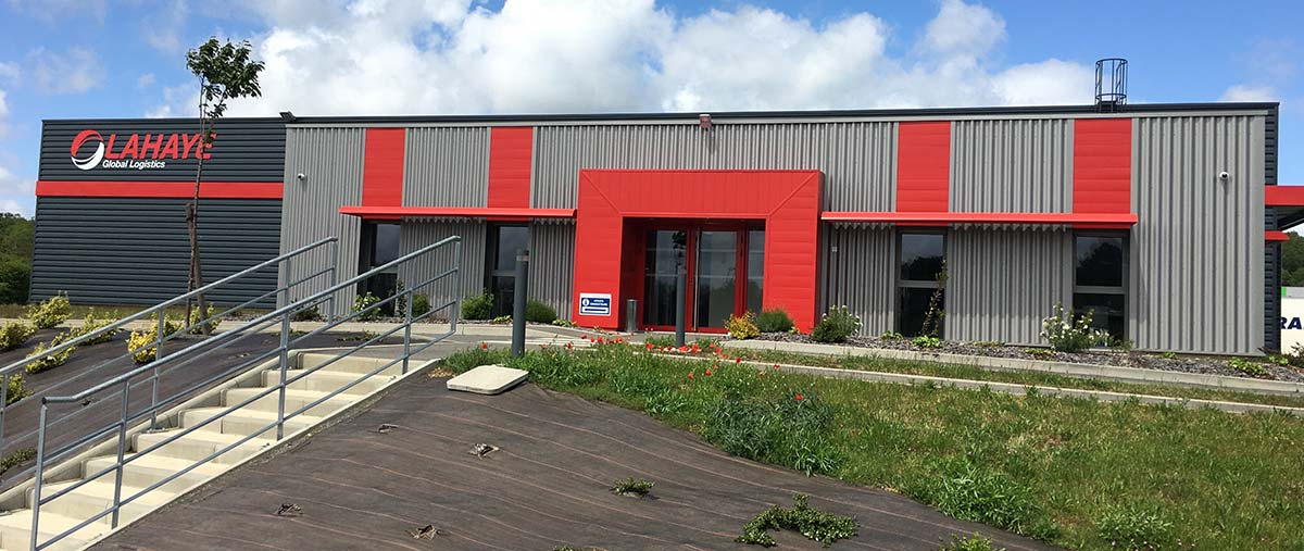 Lahaye Global Logistics Agence Du Mans Diapo 4