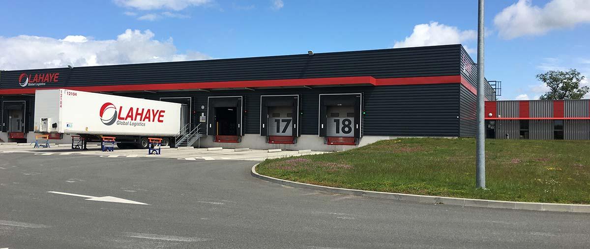 Lahaye Global Logistics Agence Du Mans Diapo 6