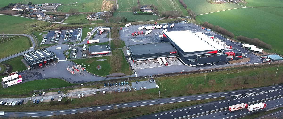 Lahaye Global Logistics Agence Etrelles Diapo 1
