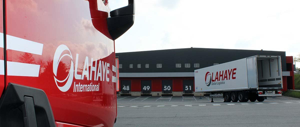 Lahaye Global Logistics Agence Lahaye International 35 Diapo 1