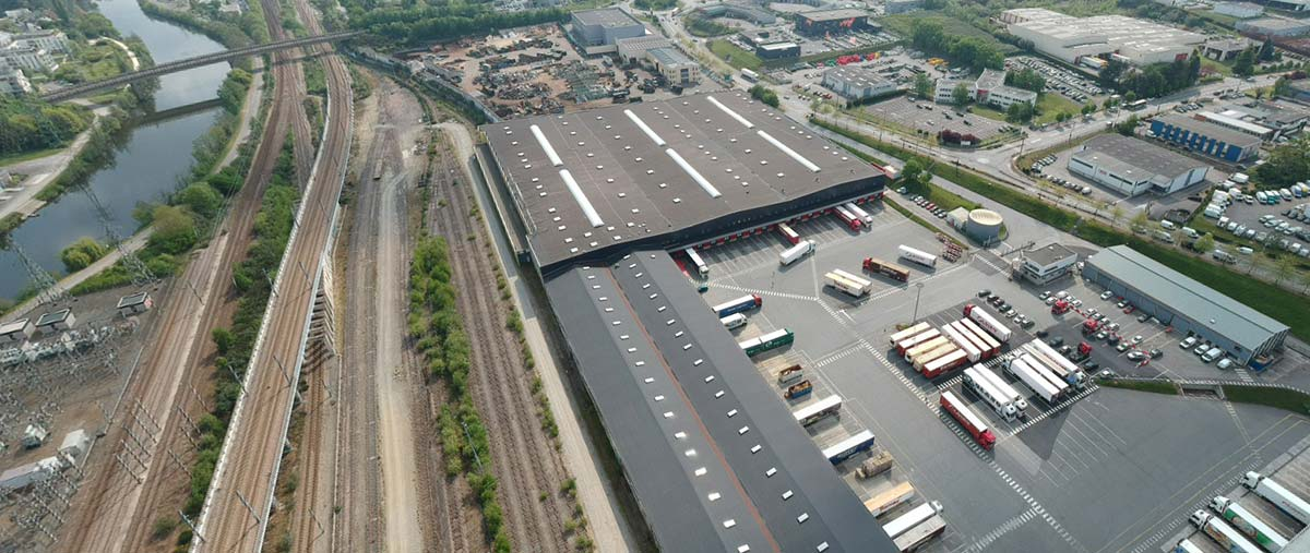 Lahaye Global Logistics Agence Lahaye Logistique Cesson Diapo 1