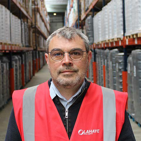 Lahaye Global Logistics Agence Lahaye Logistique Cesson Responsable Loic Charpie