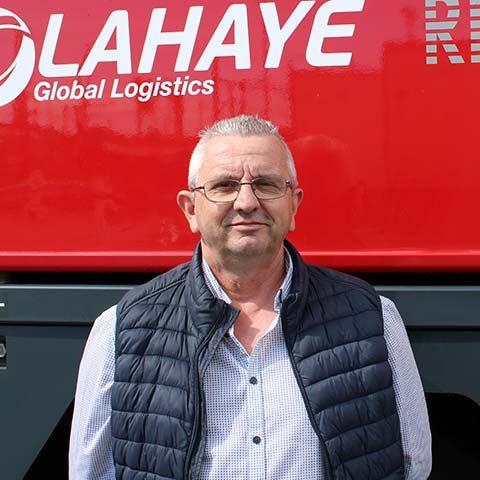 Lahaye Global Logistics Rennes Terminal Christophe Huard
