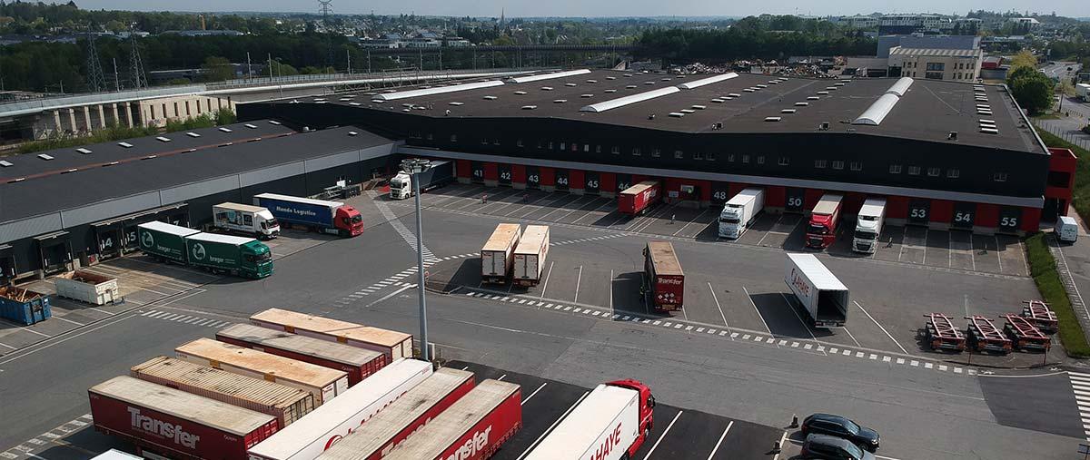 Lahaye Global Logistics Transfer 35 Diapo 1