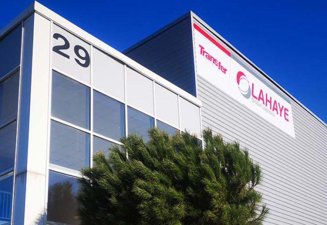 Lahaye Global Logistics Transfer 69 Diapo 1