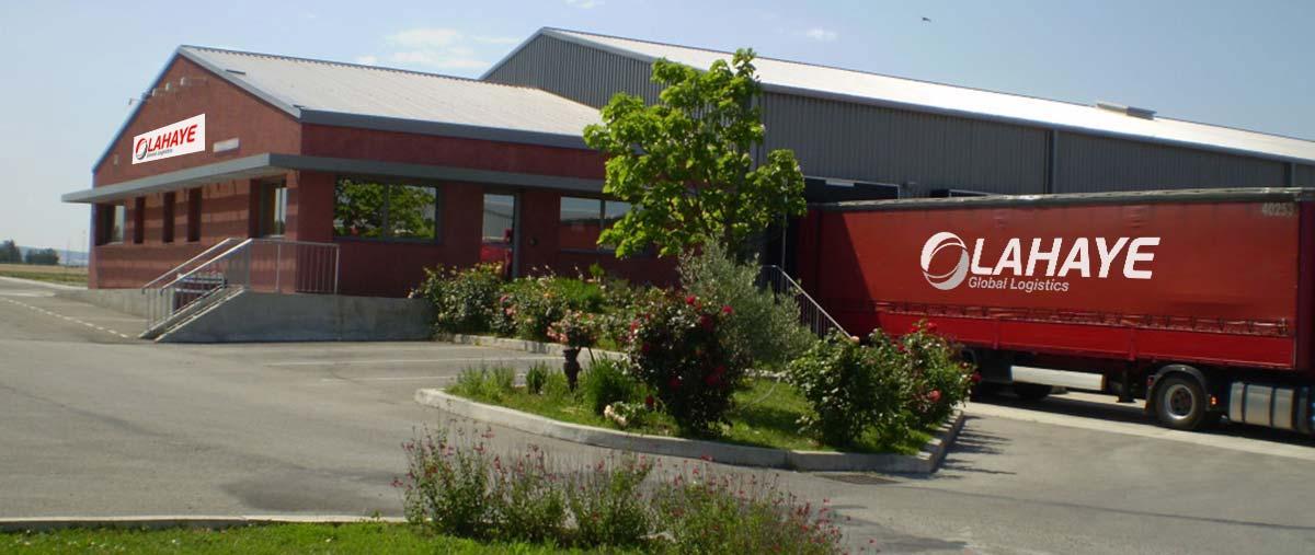 Lahaye Global Logistics Agence De Lyon Diapo 6