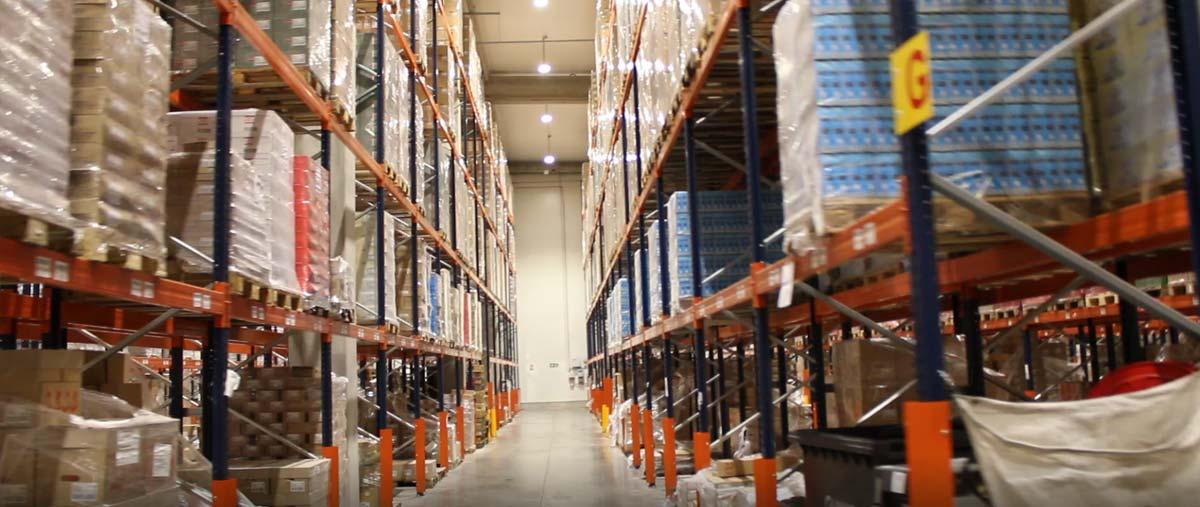 Lahaye Global Logistics Agence Etrelles Logistique Diapo 1