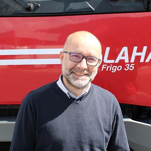 Lahaye Global Logistics Agence Etrelles Logistique Responsable Yannick Commeureuc