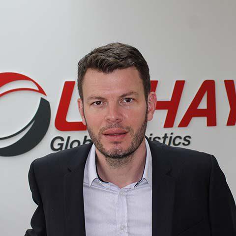 Lahaye Global Logistics Agence Etrelles Responsable Herve Petillon