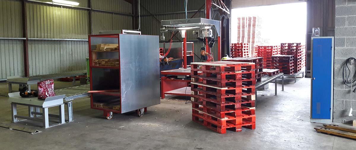 Lahaye Global Logistics Lahaye Packaging Carhaix Diapo 1