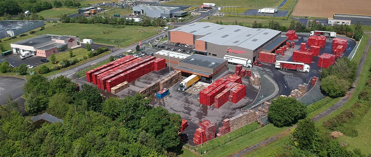 Lahaye Global Logistics Lahaye Packaging Grand Fougeray Diapo 6