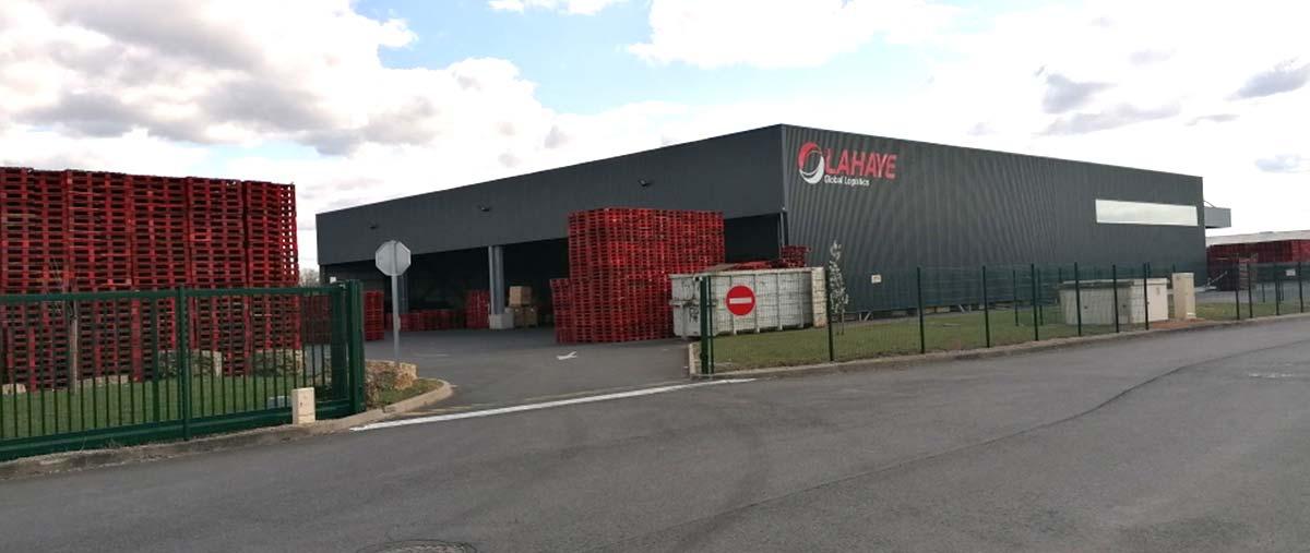 Lahaye Global Logistics Lahaye Packaging Poitiers Diapo 1