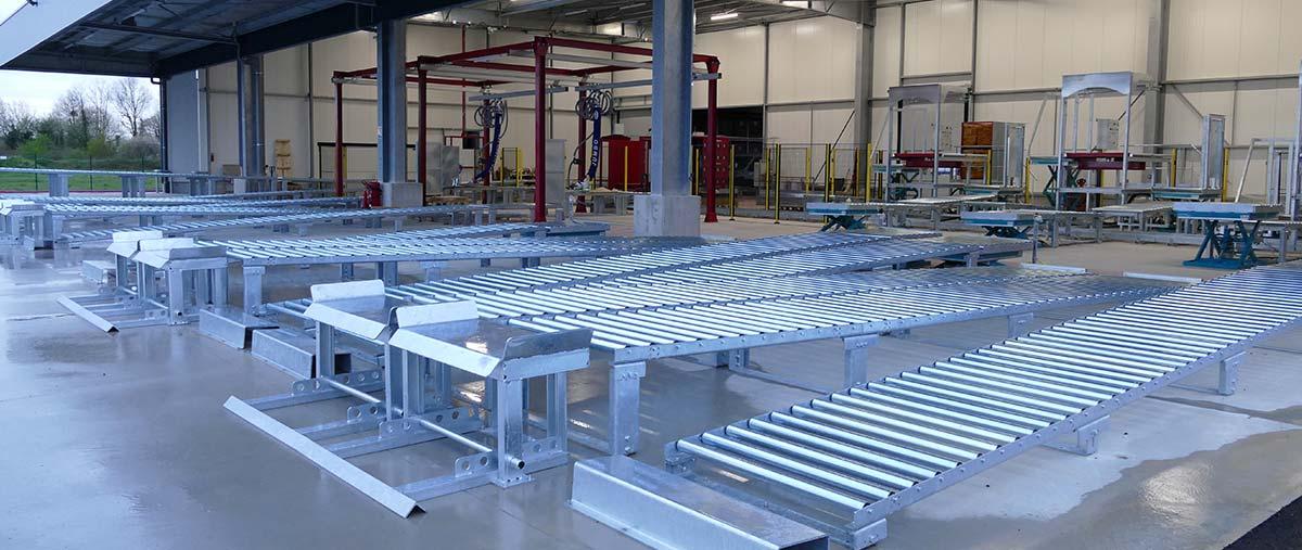 Lahaye Global Logistics Lahaye Packaging Poitiers Diapo 2