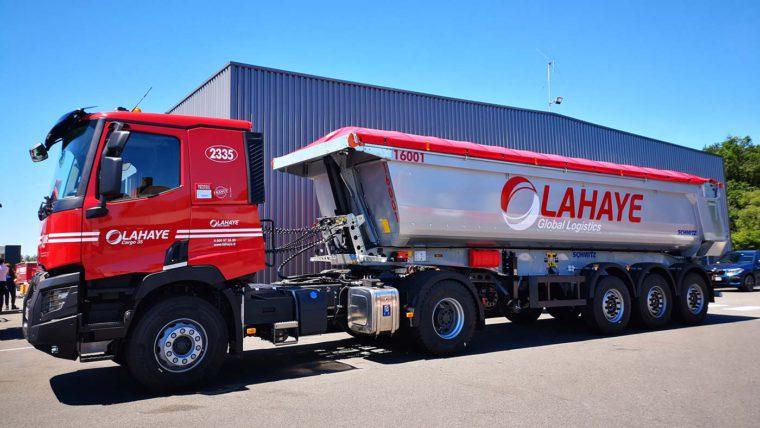 Lahaye Global Logistics Location De Vehicules Avec Conducteurs 2