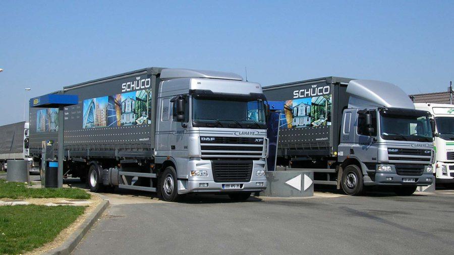 Lahaye Global Logistics Location De Vehicules Avec Conducteurs 4