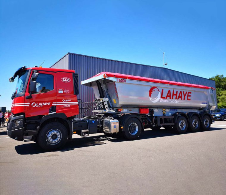 Lahaye Global Logistics Location De Vehicules Avec Conducteurs 6