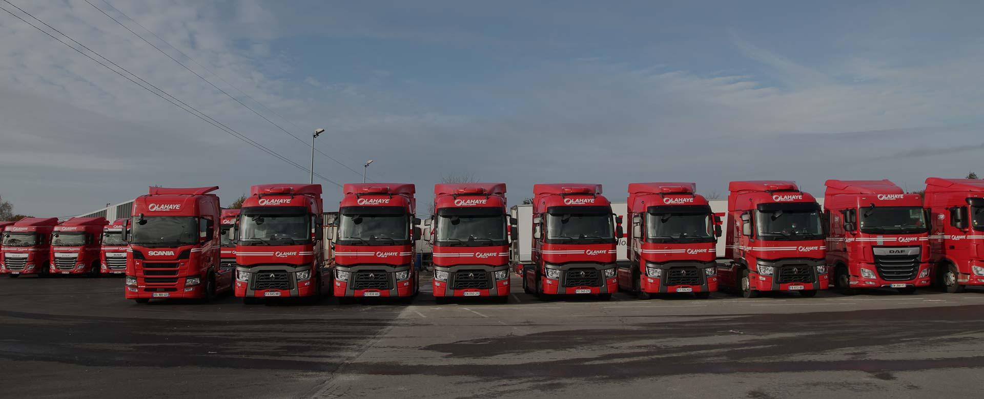 Lahaye Global Logistics Location De Vehicules Avec Conducteurs Header