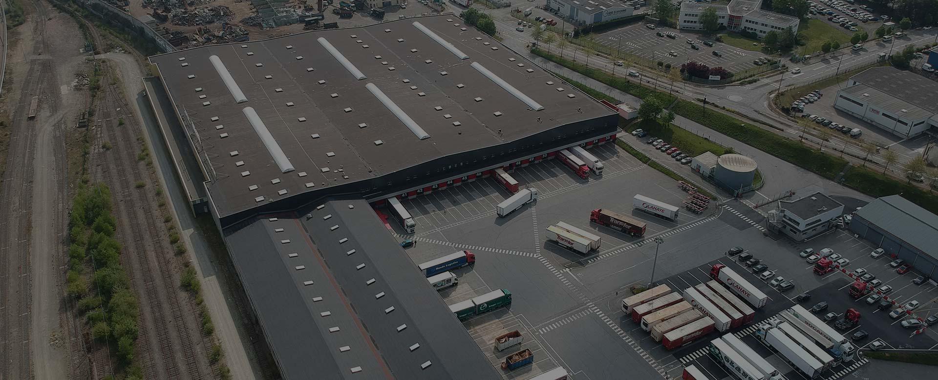 Lahaye Global Logistics Logistique En Tete