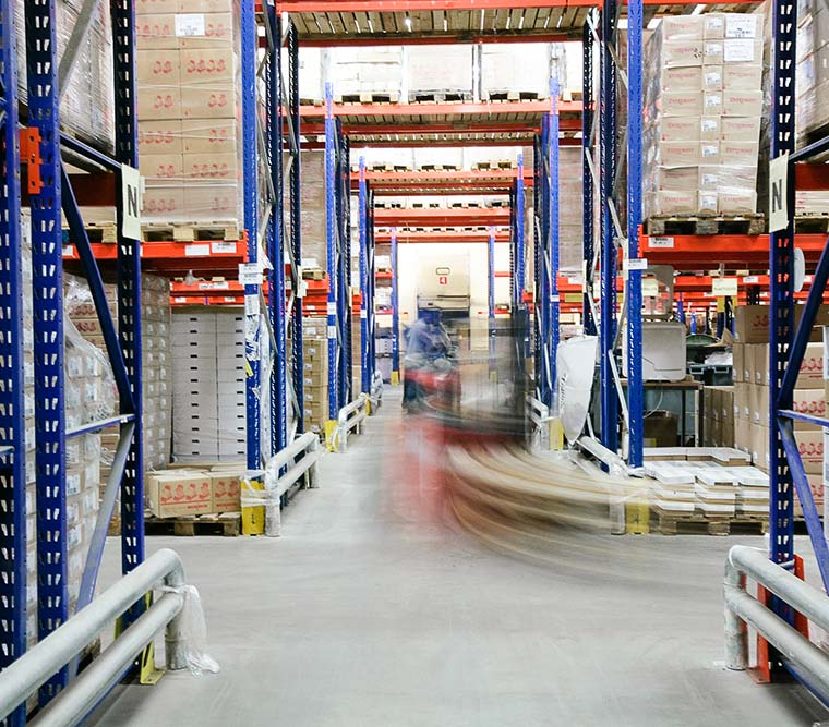 Lahaye Global Logistics Logistique Plateforme
