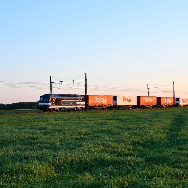 Lahaye Global Logistics Notre Vision Du Transport Train