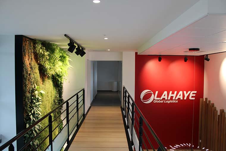 Lahaye Global Logistics Rse Strategie Marque 1