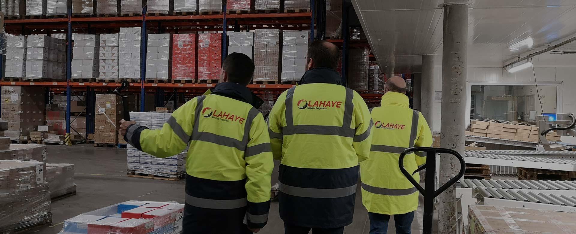 Lahaye Global Logistics Securite Port Des Epi