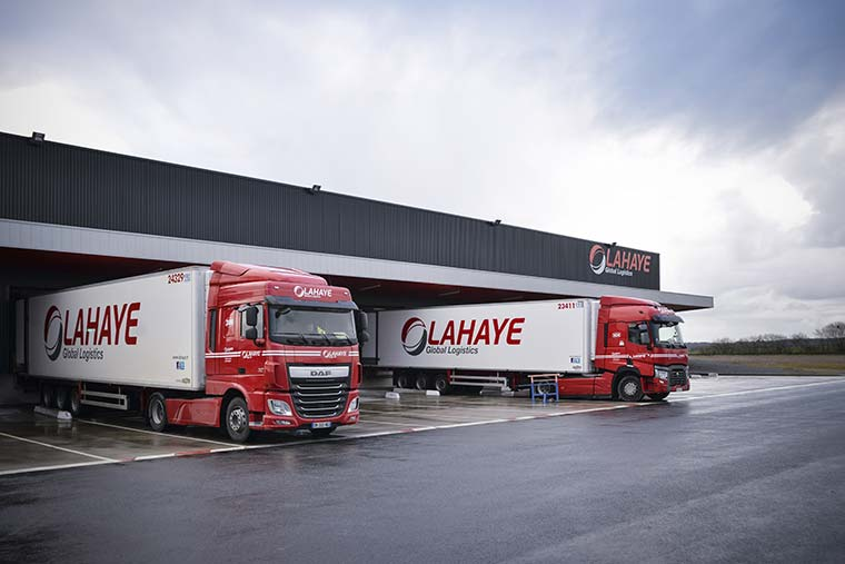 Lahaye Global Logistics Transport Frigorifique 7