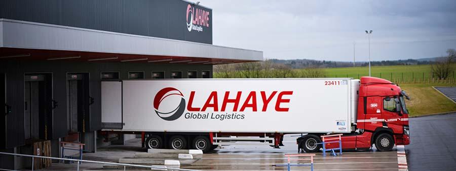 Lahaye Global Logistics Transport Frigorifique 8