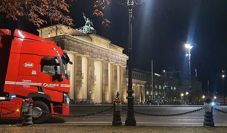 Lahaye Global Logistics Transport International Berlin