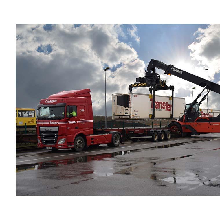 Lahaye Global Logistics Transport Multimodal Transfer 1