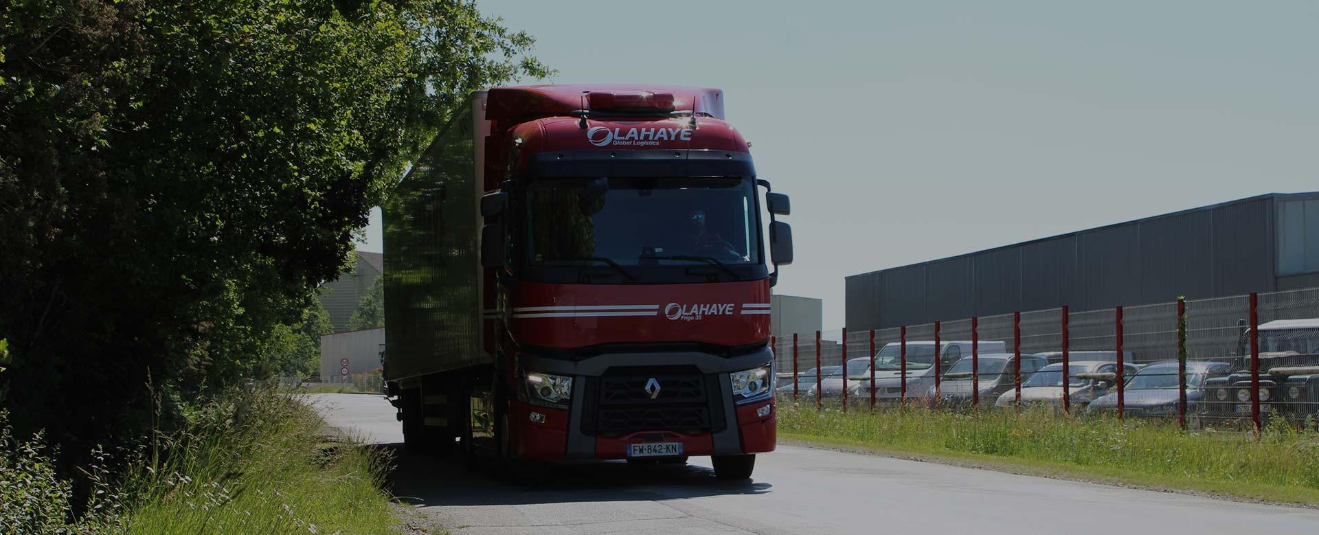 Lahaye Global Logistics Transport National Header 2