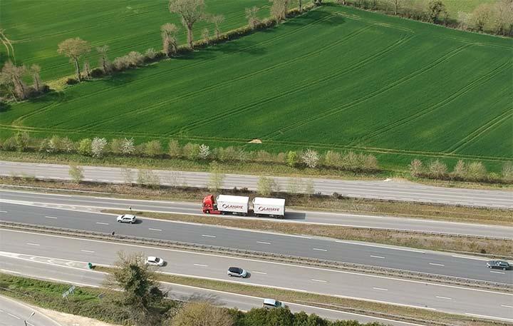 Lahaye Global Logistics Transport National