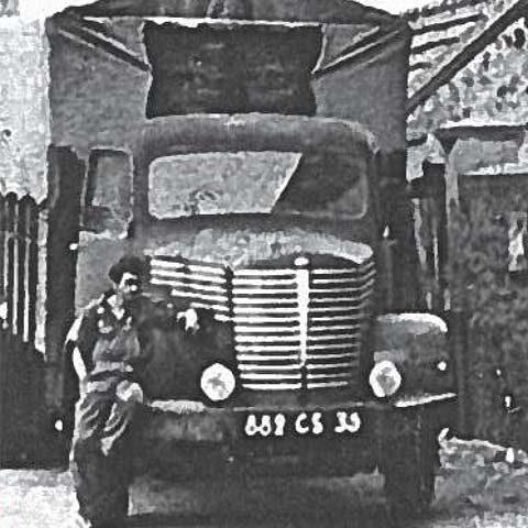 Transports Lahaye Notre Histoire 1 Creation Joseph Lahaye 1953