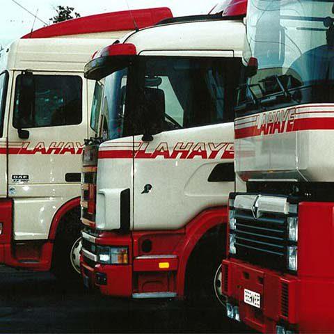 Transports Lahaye Notre Histoire 5 La Naissance Du Reseau 1