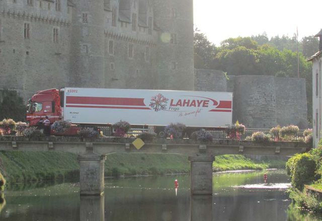 Lahaye Global Logistics Agence De Josselin Diapo 2